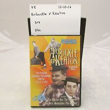 Kino On Video- Arbuckle & Keaton Volume One DVD-1917-1920 Original Comique 1215