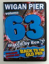Wigan Pier volume 63  DJ Ben T + bonus Back to the Old Pier mix..