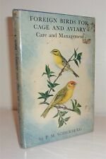 Foreign Birds For Cage And Aviary, Soderberg, Finches, Illustrated