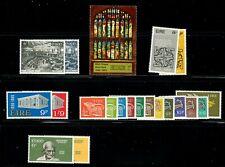 Ireland 1969 Year Set (21 stamps) - MNH