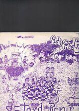 STUPIDS - retard picnic LP + book