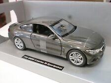 NEWRAY 1/24 - F32 BMW 4-SERIE M-SPORTPAKET GRIGIO