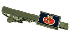 Royal Navy HMS Ramsey Tie Clip Engraved