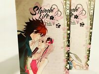 Shinobi Life Vol. 1 Vol. 2 by Shōko Konami Manga Graphic Novel Book English Lot