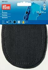 Prym Patches Cord Can Be Ironed 10 X 14cm Gray 929322