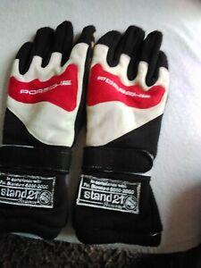 Porsche gloves