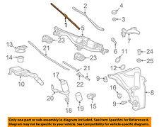 AUDI OEM 12-17 A6 Quattro-Window Windshield Wiper Arm 8F1955426B