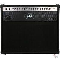 Peavey 6505+ Plus Amplifier 60 Watt 112 Combo All Tube Hi Gain Guitar Amp