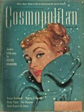 1948 February Cosmopolitan - Vintage Magazine