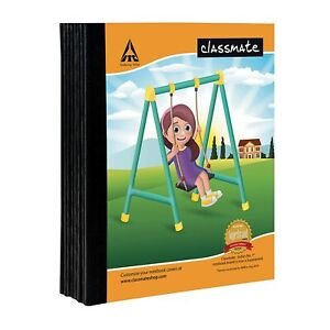 Classmate Notebook - Single Line, 92 Pages, 190 mm x 155 mm (02005031PPLB)