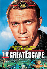 The Great Escape (VHS, 1996, 2-Tape Set, Widescreen Edition)