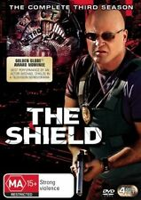 The Shield : Season 3 (DVD, 2007, 4-Disc Set)