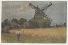 AK Die Mühle - Sammlung Aus deutschen Gauen  (N474)