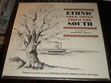 Ethnic Folk Songs from the South –Winifred Smith (LP, New, Sealed, ca. 1960s/70s