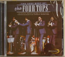 The Very Best Of The FOUR TOPS - CD - BRAND NEW