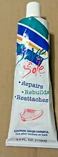 NEW SAVE SOLE SHOE GLUE Clear 3.7oz Adhesive Glue for Leather, Vinyl,  Rubber *