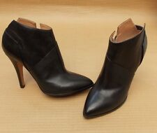 MAISON MARTIN MARGIELA LAYERED POINTED ANKLE BOOTS>BN>GENUINE>£575+>7uk>40>RARE