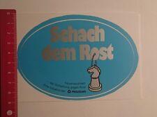 Aufkleber/Sticker: Schach dem Rost Preussag (171116190)