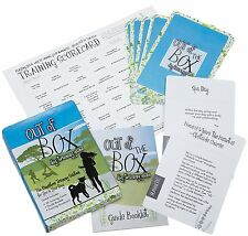 Out of the Box Dog Training Card Game 9780615311142