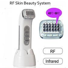 Radio Frequency RF Anti Aging Facial Skin Lifting Beauty Machine Rechargable