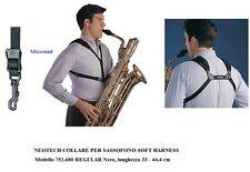 NEOTECH COLLARE IMBRACATURA SASSOFONO SOFT HARNESS 752680 REGULAR LUNG.33-44,4cm