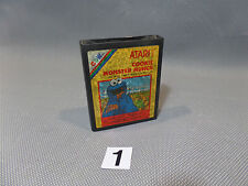 JEU ATARI 2600 VINTAGE/70'S/80'S/VCS CONSOLE/COOKIE MONSTER MUNCH