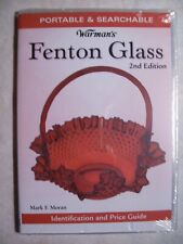 FENTON GLASS $$$ id PRICE GUIDE NEW 1,100 COLOR PHOTO'S