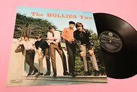 HOLLIES LP TWO ORIG ITALY 1966 MINT LAMIATED COVER TOP COLLECTORS !!!