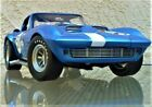 Exoto Corvette Chevrolet StingRay Race Car Chevy Classic Hot Rod Promo Model1:18