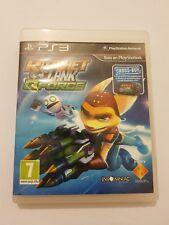 Ratchet & Clank : Qforce ps3 pal España PROMO CD con caja