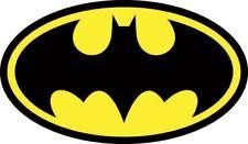 Aufkleber Batman Logo Fledermaus Autoaufkleber Sticker 30 x 18 cm