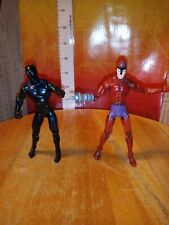 "MARVEL UNIVERSE KLAW & Black Panther King of Wakanda 3.75"" ACTION FIGURE LOT"
