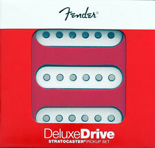 New Fender Deluxe Drive Strat Stratocaster Pickup Set of 3 099-2222-000 Warranty