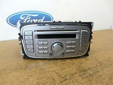 FORD MONDEO , S-MAX , GALAXY CD PLAYER RADIO STEREO HEAD UNIT 7S7T-18C815-BA