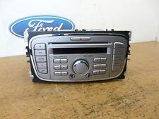 FORD MONDEO , S-MAX , GALAXY CD PLAYER RADIO STEREO HEAD UNIT 7S7T-18C815-BA