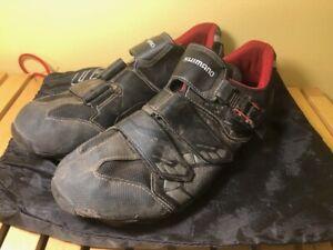 Shimano SH-M088L Mountain Bike Shoes (black/red) EU 47 / US 11.8 12.0