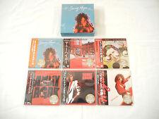Sammy Hagar JAPAN 6 titles Mini LP SHM-CD PROMO BOX SET
