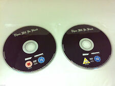 There Will Be Blood DVD R2 PAL - 2 Disc Film - DISCS ONLY in Plastic Sleeve