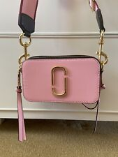 Marc Jacobs Snapshot Small Women's Camera Bag - Pink