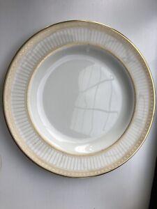 "Wedgwood Colonnade Gold W4339 Dinner Plate 10.5 "" / 26cm"