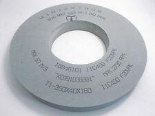 3M WINTERTHUR 350x40x160 Grinding Wheel (11C400 F20VPK-50M/S) Prepaid Shipping