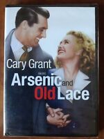 Arsenic and Old Lace (DVD, 2010) FACTORY SEALED / Region 1