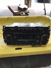 jeep commander 2007 Factory radio