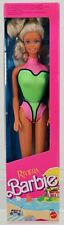 Riviera Barbie Foreign Doll #7344 Never Removed from Box 1989 Mattel, Inc.