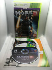 Mass Effect 3 - Complete CIB - 2 Discs -Xbox 360
