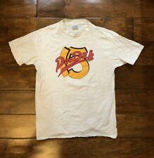 New listing Vintage 1990 Doo Dah 15 White T Shirt Mens Size X Large Single Stitch Hanes