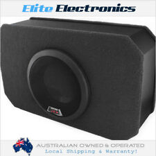 "ALPINE SBR-S8-4 TYPE-R 300W RMS 8"" SHALLOW PORTED LOADED ENCLOSURE SUBWOOFER BOX"