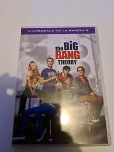 "COFFRET 3 DVD ""THE BIG BANG THEORY - SAISON 3"""