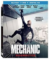 Mechanic Resurrection [Blu-ray + DVD]