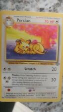 Pokemon TCG 1995-97 Persian 42/64